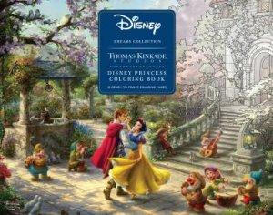 Disney Dreams Collection Thomas Kinkade Studios
