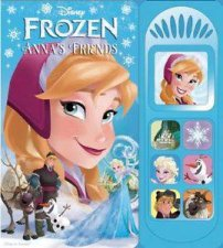 Disney Sound Book: Frozen by Various