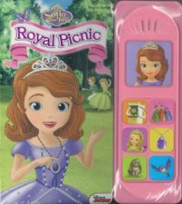 Disney Sound Book: Sofia The First: Royal Picni by Various