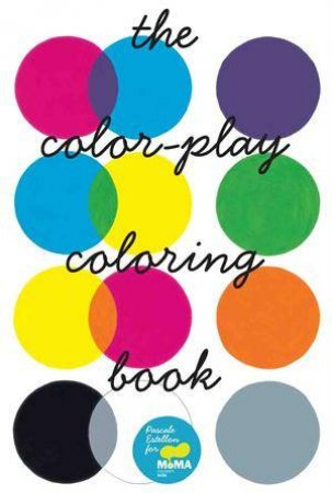 MoMA Color Coloring Book by Various