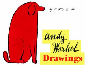 Andy Warhol Drawings by Andy Warhol