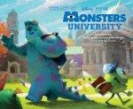 Art of Monsters University
