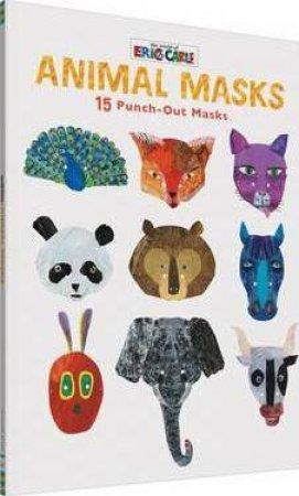 Eric Carle: Animal Masks