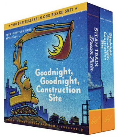 GNGNCS and STDT Board Book Boxed Set