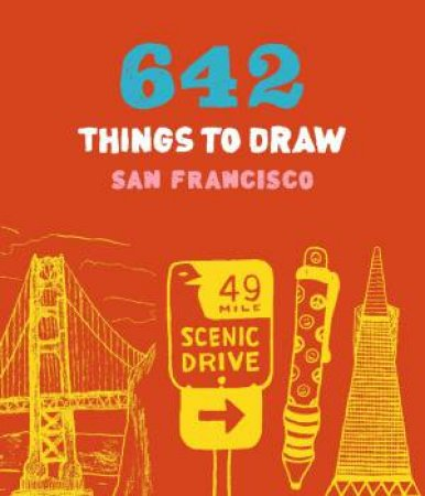 642 Things to Draw: San Francisco (pocket-size)