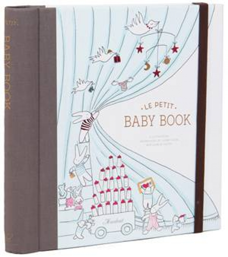 Le Petit Baby Book by Marabout [Hardcover]