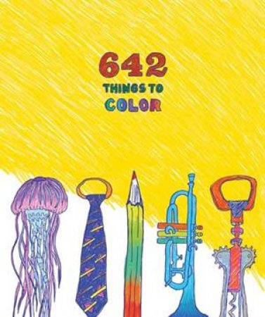 642 Things To Color