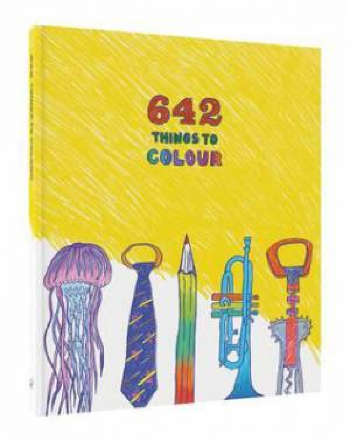 642 Things To Colour (UK Edition) by Various [Other]