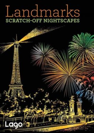 Landmarks: Scratch-Off Nightscapes by Various