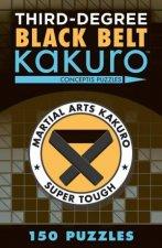Third-Degree Black Belt Kakuro by Conceptis Puzzles