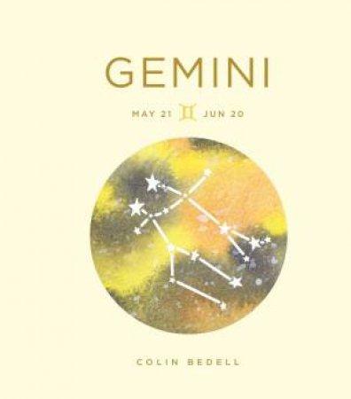 Zodiac Signs: Gemini by Colin Bedell