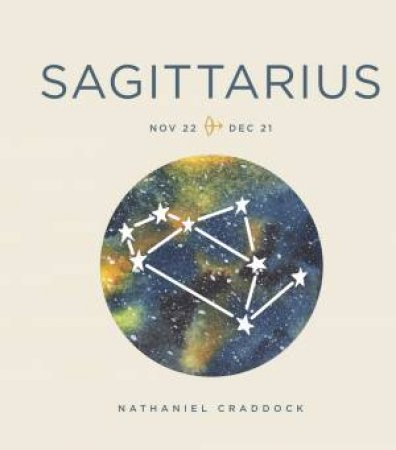 Zodiac Signs: Sagittarius by Nathaniel Craddock