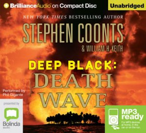 Death Wave by Stephen Coonts & William H. Keith & Phil Gigante