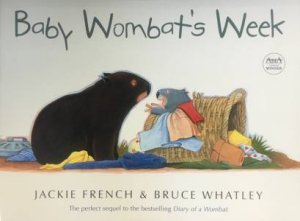 Baby Wombat's Week (Big Book)