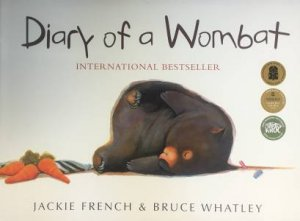 Diary of a Wombat (Big Book)