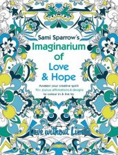 Sami Sparrows Imaginarium Of Love And Hope