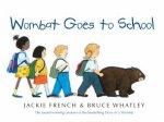 Wombat Goes To School Big Book
