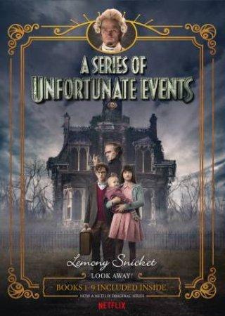 A Series of Unfortunate Events 1-9 Netflix Tie-in Box Set