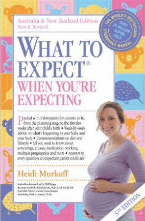 What To Expect When You're Expecting 5th Ed