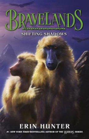 Bravelands: Shifting Shadows (Bravelands, Book 4) by Erin Hunter