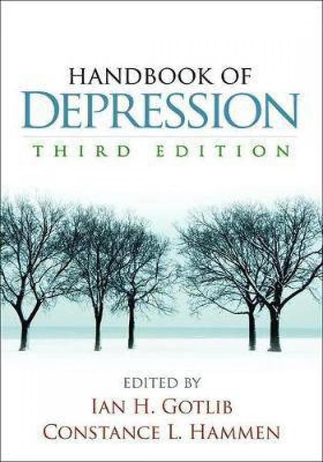 Handbook of Depression by Ian H. Gotlib & Constance L. Hammen [Paperback]