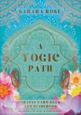A Yogic Path Oracle Deck And Guidebook Keepsake Box Set