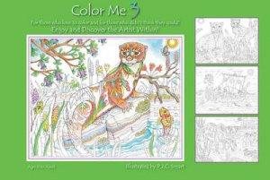 Color Me 3 by P.J.C. Smart