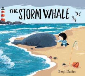 Storm Whale by Benji Davies
