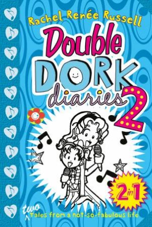 Double Dork Diaries 2-in-1, Vol 02