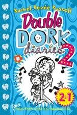 Double Dork Diaries 2in1 Vol 02