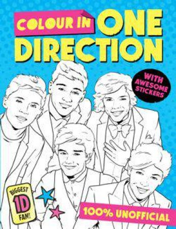 Colour in One Direction by Various