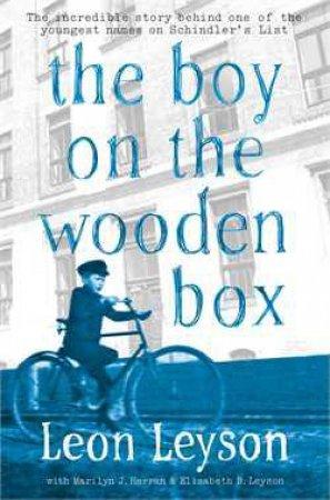 Boy on the Wooden Box by Leon Leyson