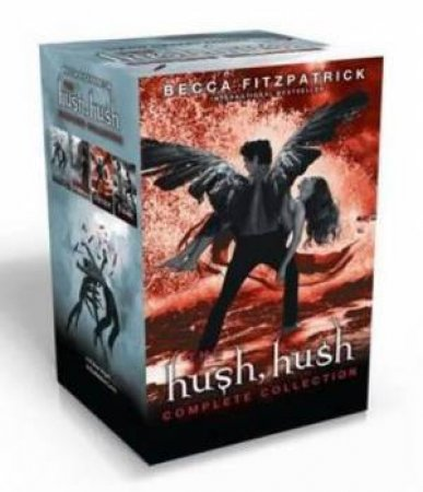 Hush, Hush: The Complete Collection by Becca Fitzpatrick
