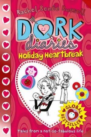 Holiday Heartbreak - Sparkle Edition by Rachel Renee Russell