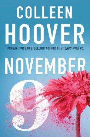 November Nine by Colleen Hoover