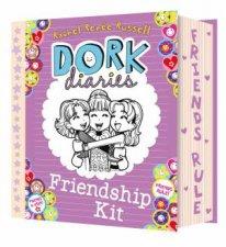 Dork Diaries Friendship Kit