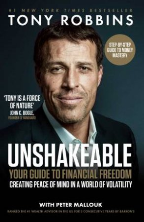 Unshakeable: How To Thrive In A New Era Of Volatility by Tony Robbins