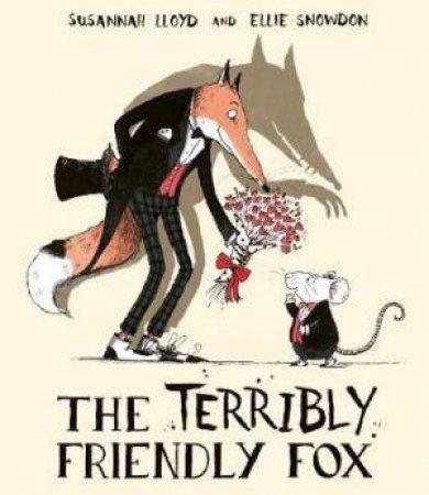 Terribly Friendly Fox by Susie Lloyd