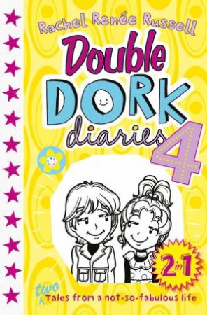 Double Dork Diaries 2-in-1, Vol 04