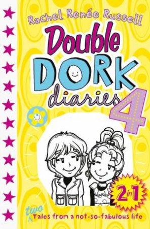 Double Dork Diaries 2-in-1, Vol 04 by Rachel Renee Russell