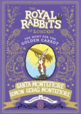 Royal Rabbits Of London The Hunt For The Golden Carrot