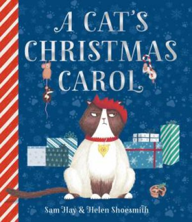 A Cat's Christmas Carol by Sam Hay