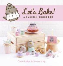 Lets Bake A Pusheen Cookbook