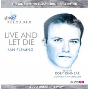 Bond: Live and Let Die 6/408 by Ian Fleming