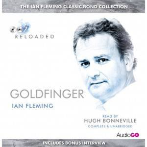 Bond: Goldfinger 8/523 by Ian Fleming