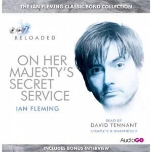 Bond: On Her Majesty's Secret Service 8/481 by Ian Fleming