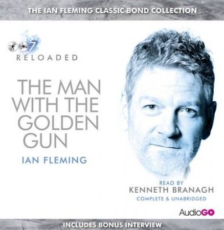Bond: The Man with the Golden Gun 4/289 by Ian Fleming