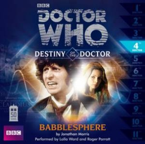 Doctor Who: Babblesphere (Destiny of the Doctor 4) 1/70 by Jonathan Morris