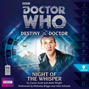 Doctor Who: Night of the Whisper (Destiny of the Doctor 9) 1/79 by Cavan Scott & Mark Wright