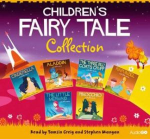 Children's Fairy Tale Collection Box Set 6/360